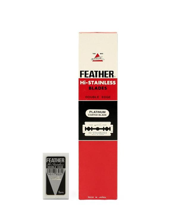 Feather Double Edge Blades 71-S (100 st)