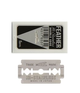 Feather Double Edge Blades 71-S (5 st)