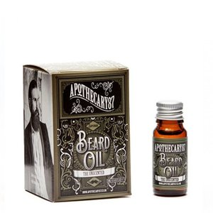 Apothecary87 Baard Olie - The Unscented 10 ml
