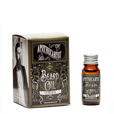 Baard Olie - The Unscented 10 ml