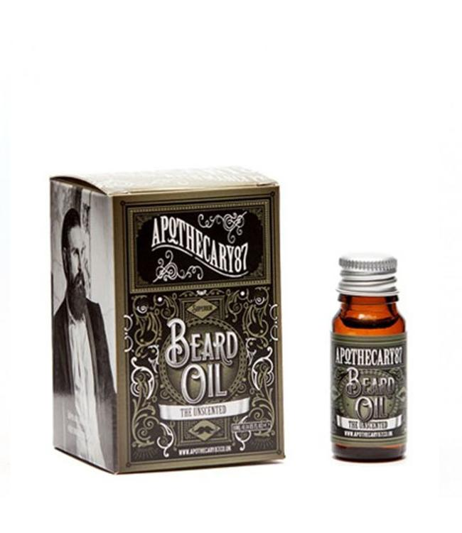 Apothecary87 Beard Oil Small - The Unscented