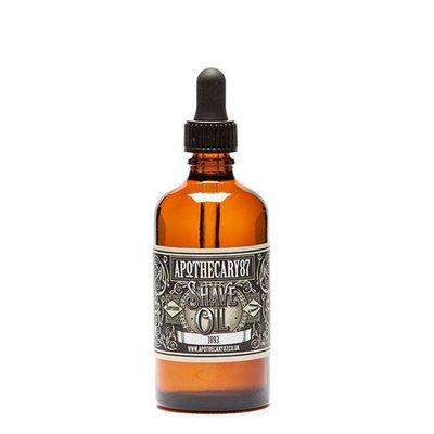 Smooth Scheerolie - 1893 Fragrance