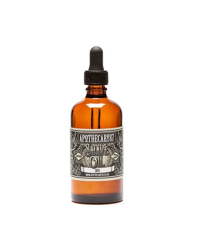 Apothecary87 Smooth Scheerolie - 1893 Fragrance