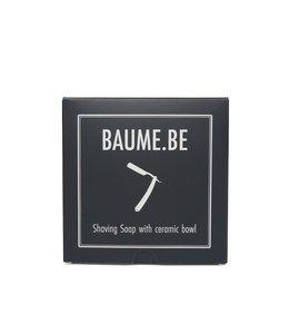Baume.be Scheerzeep with Ceramic Bowl