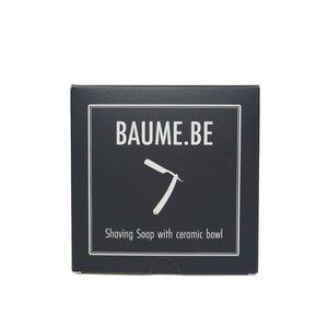 Baume.be Scheerzeep met Keramische Kom