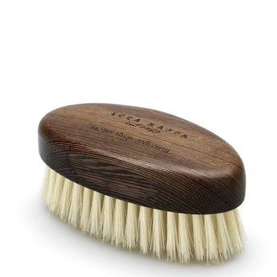 Barber Shop Collection Beard Brush with Soft Bristles