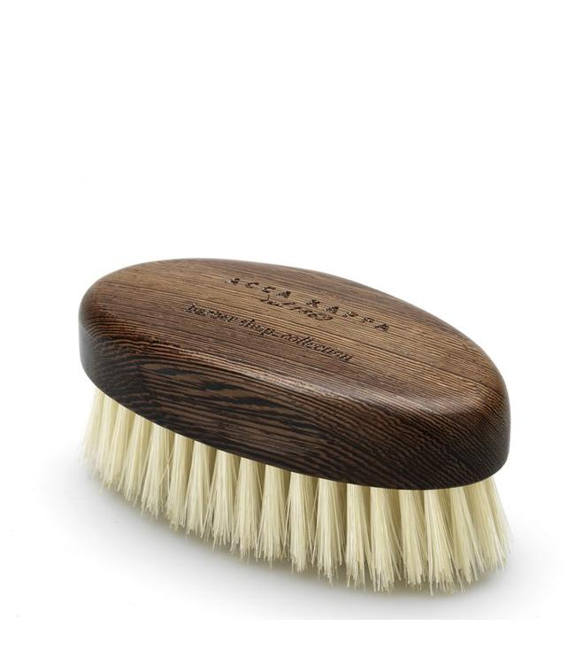 Acca Kappa Barber Shop Collection Beard Brush with Soft Bristles