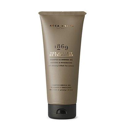 1869 Shampoo and Shower Gel 200 ml