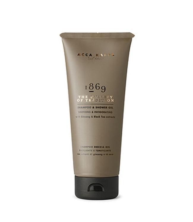 Acca Kappa 1869 Shampoo and Shower Gel 200 ml