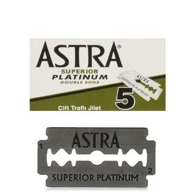 Superior Platinum Double Edge Blades (5 st)