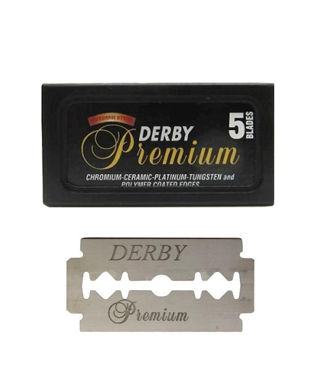 Derby Premium Double Edge Blades (5 st)