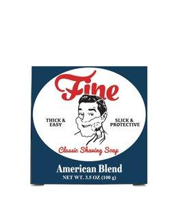 Fine Accoutrements Classic Scheerzeep - American Blend