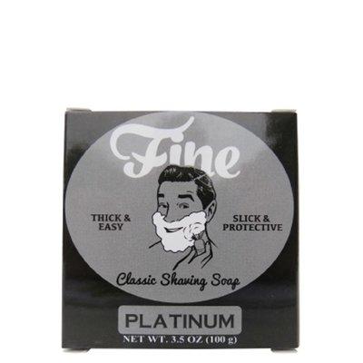 Classic Scheerzeep - Platinum