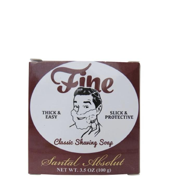 Fine Accoutrements Classic Shaving Soap - Santal Absolute