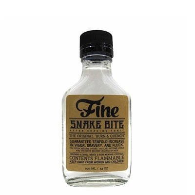 Classic Aftershave Snake Bite