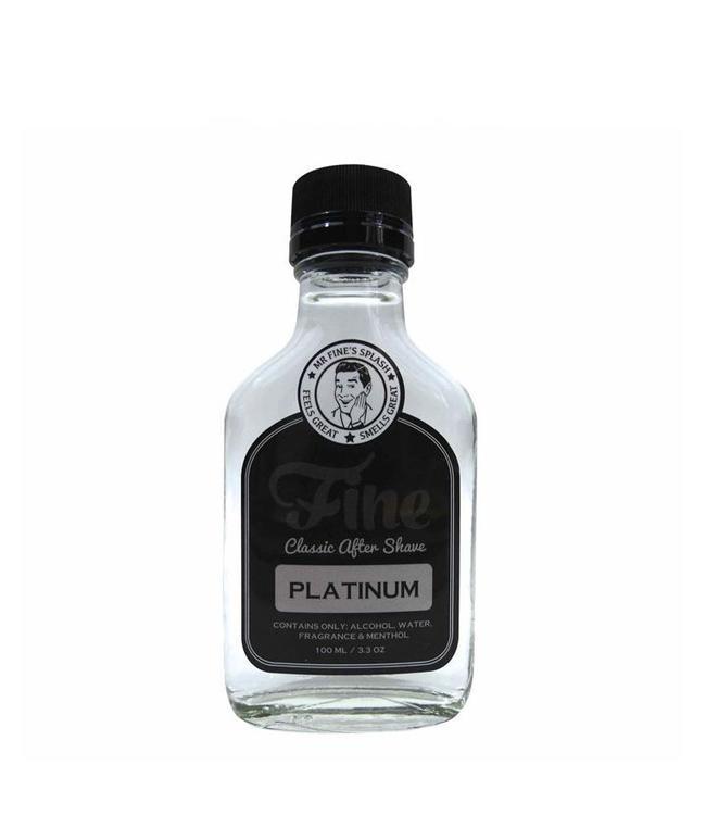 Fine Accoutrements Classic Aftershave Platinum