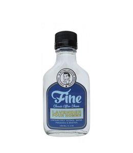 Fine Accoutrements Classic Aftershave Lavender pour Homme
