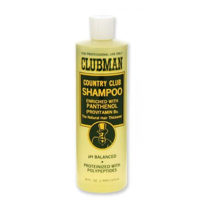 County Club Shampoo