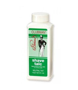 Clubman Pinaud Shave Talc