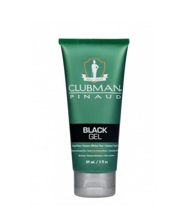 Clubman Pinaud Temporary Colour Gel - Black