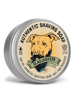 Gladjakkers Authentic Shaving Soap 1955