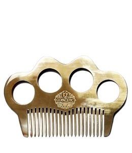 Copacetic Ox Horn Knuckle Duster Comb