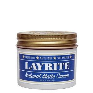 Layrite Natural Matte Cream - 120 gram