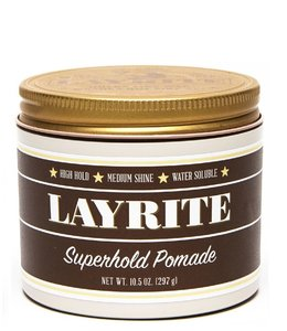 Layrite Superhold Pomade - 297 gram XL