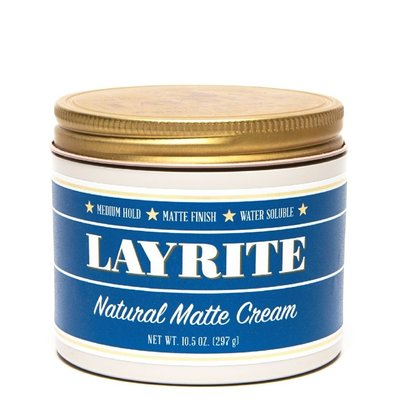 Natural Matte Cream - 297 gram XL