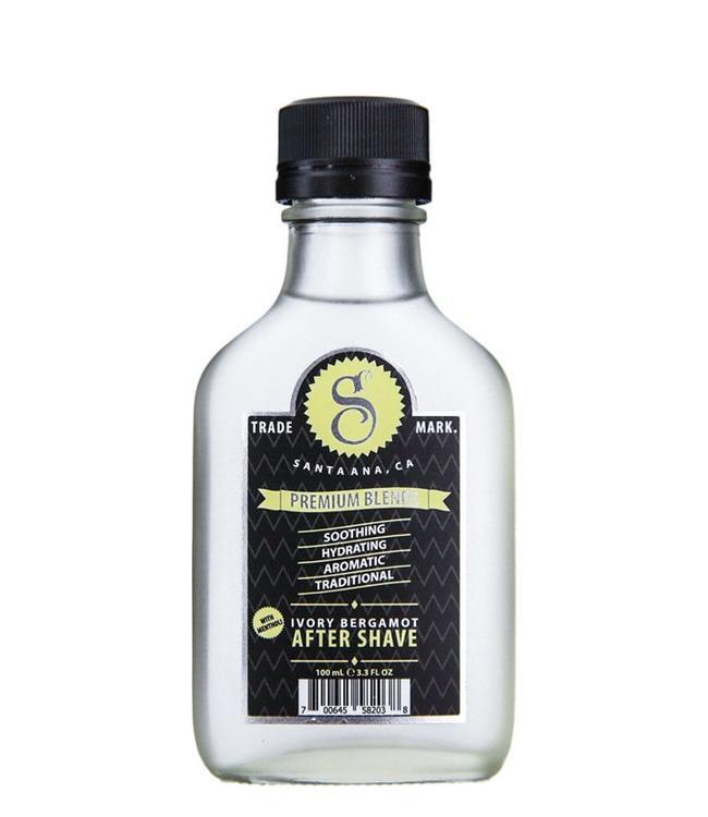 Suavecito Premium Ivory Bergamot Aftershave