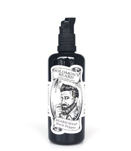 Solomon's Beard Soap Black Pepper