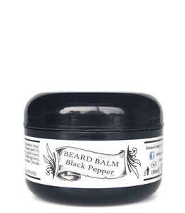 Solomon's Beard Balm Black Pepper