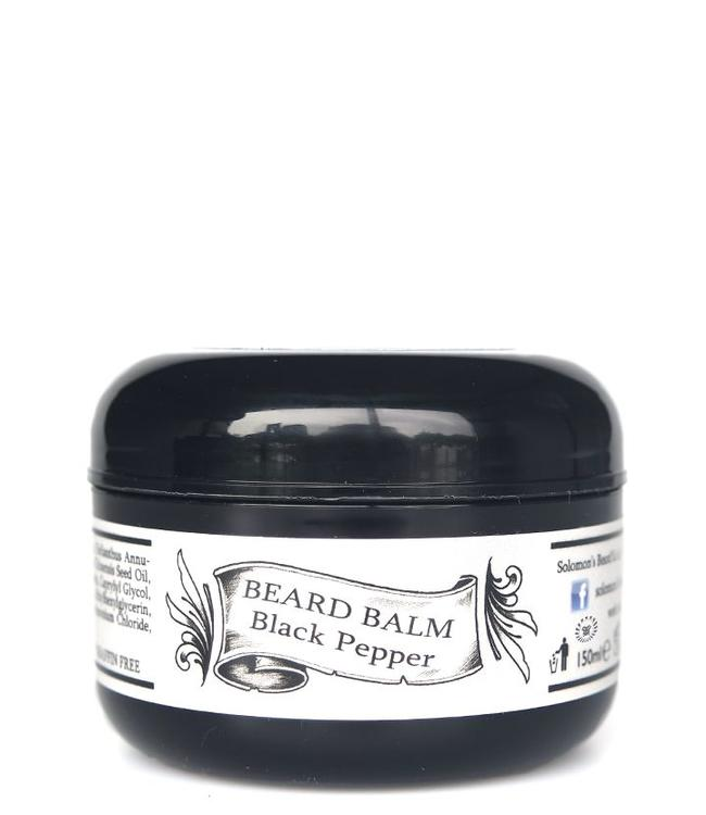 Solomon's Baard Balsem - Black Pepper