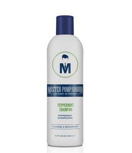 Mr Pompadour Peppermint Shampoo