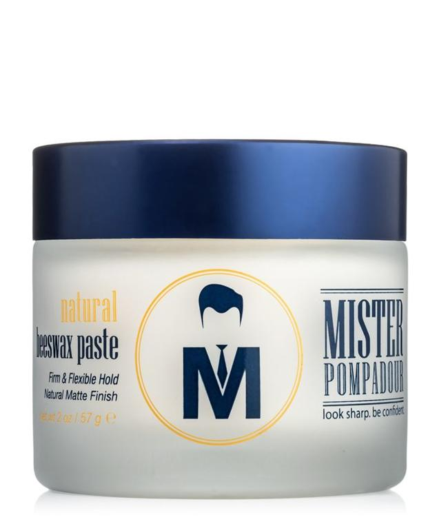 Mr Pompadour Natural Beeswax Paste