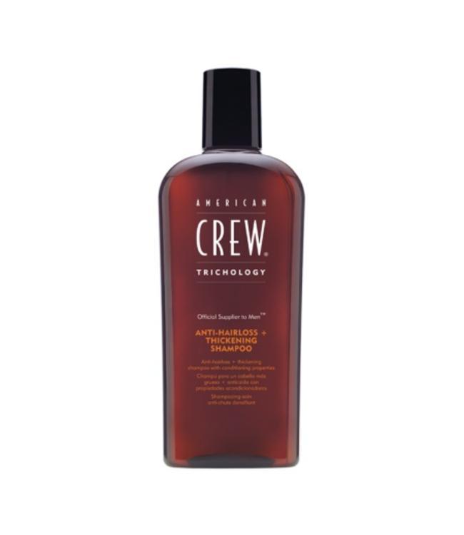 American Crew Anti-Hairloss + Thickening Shampoo