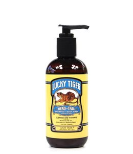 Lucky Tiger Shampoo & Body Wash