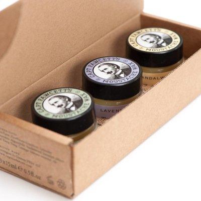 Moustache wax Gift Set Cornucopia