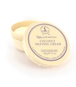Taylor of Old Bond Street Scheercreme Coconut