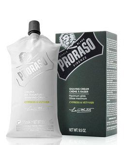 Proraso Shaving Cream - Cypress & Vetyver