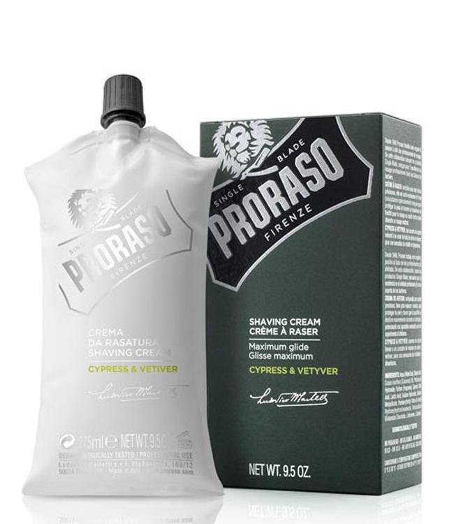 Proraso Shaving Cream - Cypress & Vetyver