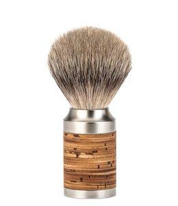 Muhle Scheerkwast - Rocca - Silvertip - M - Berken