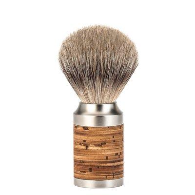 Scheerkwast - Rocca - Silvertip - M - Berken