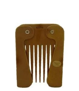 Comby Folding Afro Comb