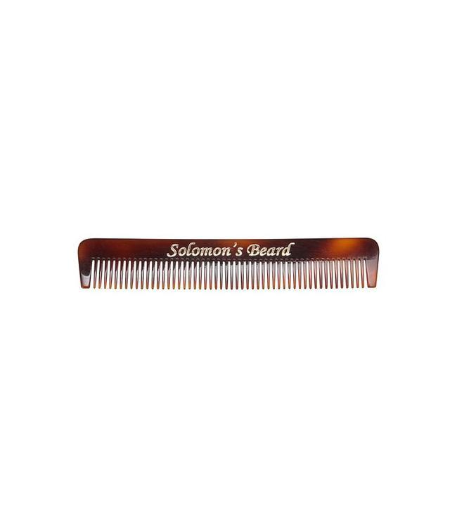 Solomon's Moustache Comb
