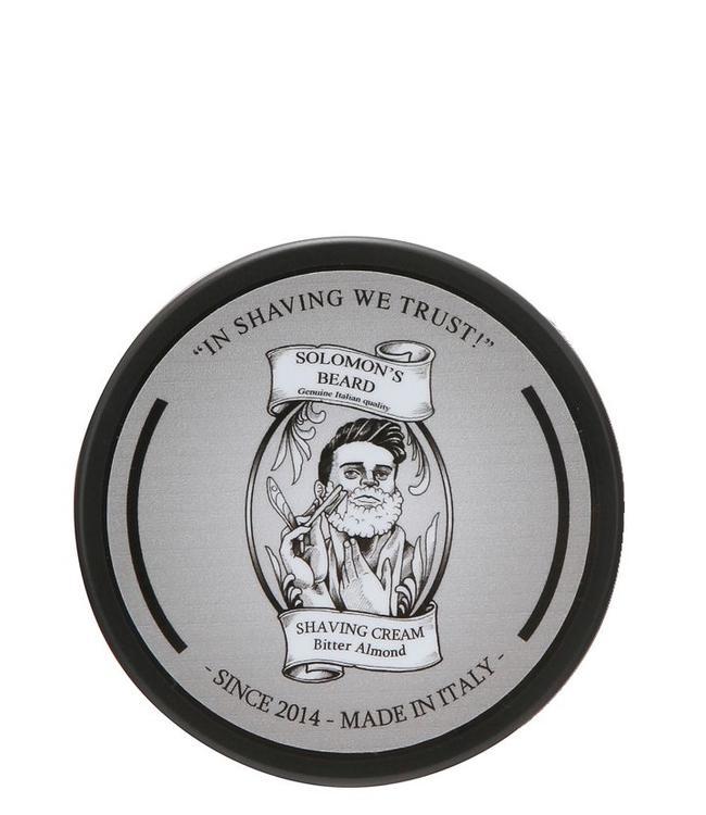 Solomon's Shaving Cream - Bitter Almond