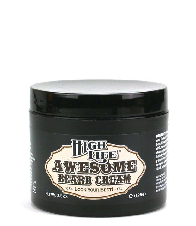 High Life Beard Cream
