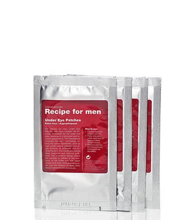 Recipe for Men Under Eye Patches 4 pcs