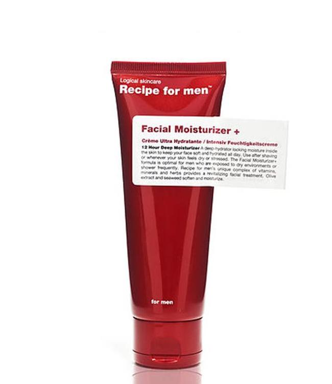 Recipe for Men Facial Moisturizer +