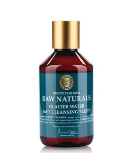 Recipe for Men RAW Naturals Glacier Water Face Cleansing Fluid